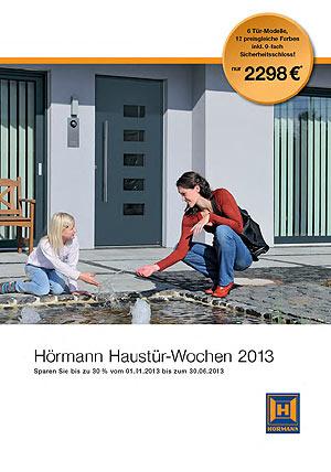 h rmann aktionen 2013 aktuelles torbau kr mer. Black Bedroom Furniture Sets. Home Design Ideas